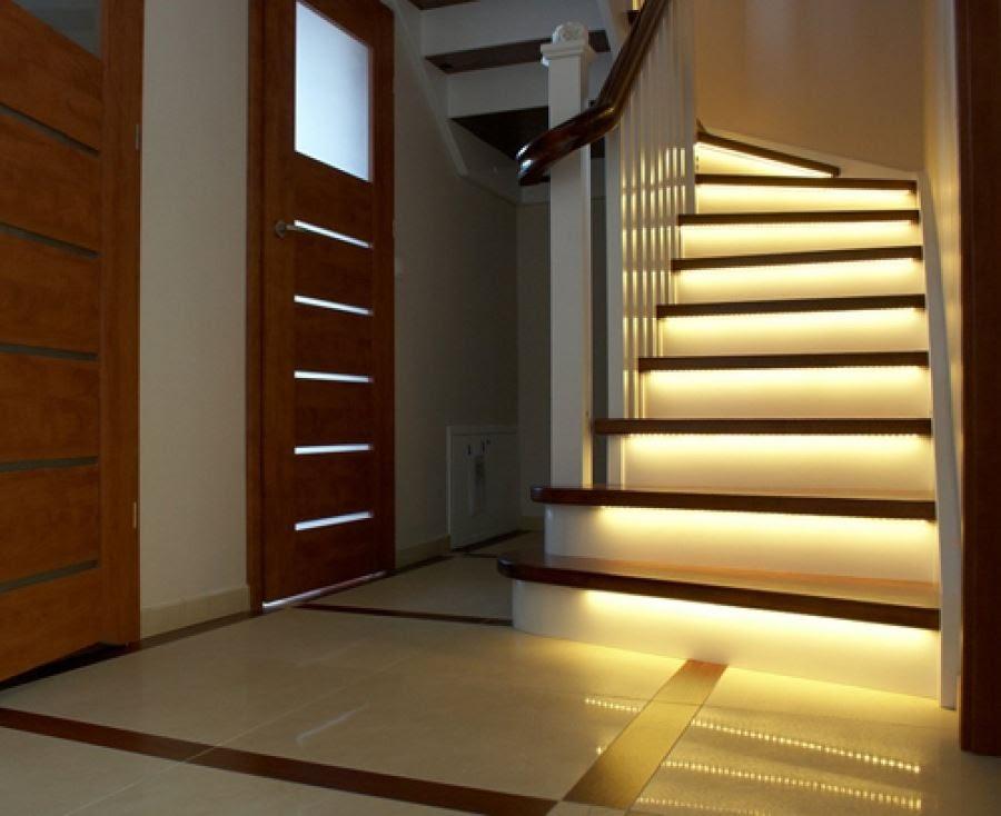 Stairs profile light