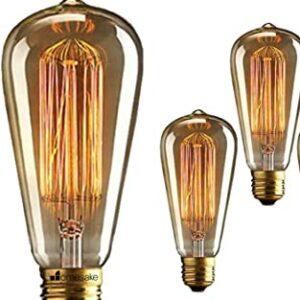 Decorative Filament bulbs