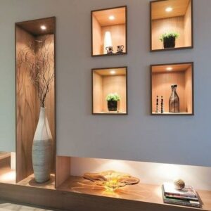 Niche and Cabinet Lights