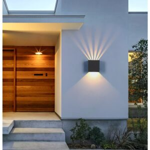 Outdoor wall Washer Lamps 10W Led Wall Ligt 3