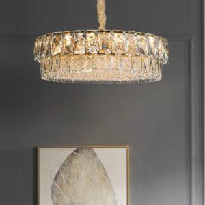 Crystal living room chandelier  1