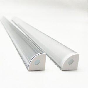 LED Corner Profile Aluminum Housing 2