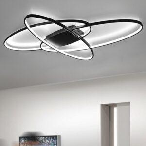 White Ceiling Chandelier lighting Avize Luminarine 1
