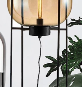 Nordic Stand Lamp Living Room Table Lamps LED
